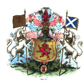 Book... Tha clans of the Higlands of Scotland
